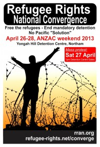 National convergence for refugee rights